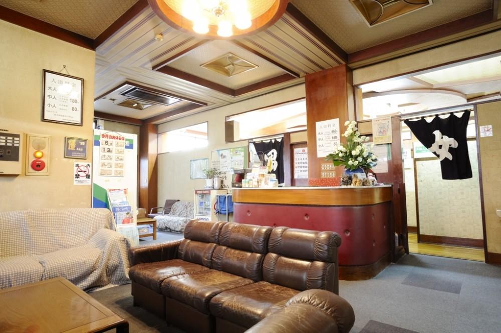 世田谷区太子堂にある銭湯『富士見湯』三軒茶屋