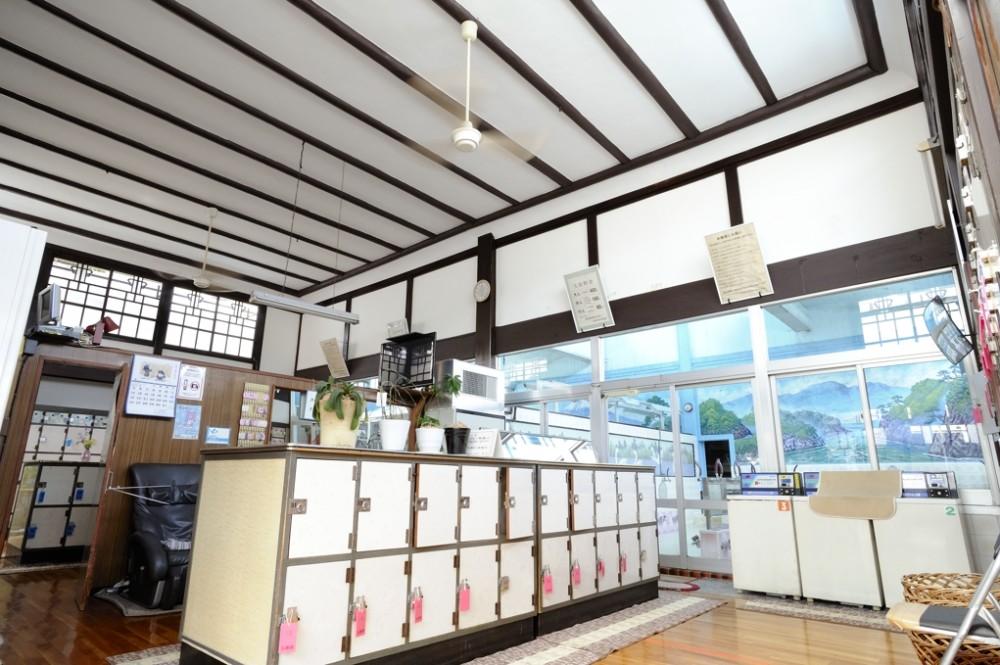 世田谷区の三軒茶屋にある銭湯『弘善湯』